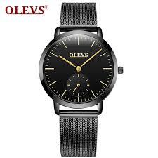 ladies steel bracelet images Olevs brand 2018 hot sale luxury women watch ladies fashion gold jpg