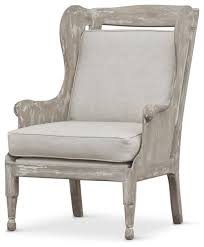 Wooden Accent Chair Collection In Wooden Accent Chair Distressed Armchairs And Accent