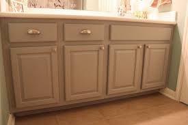 Painting Bathroom Vanity by The Chronicles Of Ruthie Hart Naptime Diy Painting Bathroom Cabinets