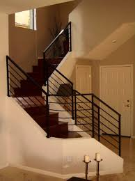 Metal Stair Banister Iron Stair Railings Phoenix Arizona Custom Metal Stainless Steel