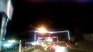 Lighting Arrangement Light Arrangement In All Road For Mysore Dasara Youtube