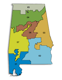 us house of representatives district map for arkansas rangevoting org splitline districtings of all 50 states dc pr