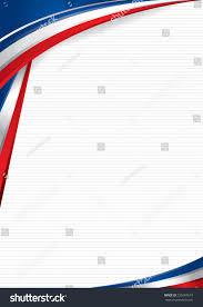 The Flag Of Usa Abstract Background Shapes Colors Flag Usa Stock Vektorgrafik