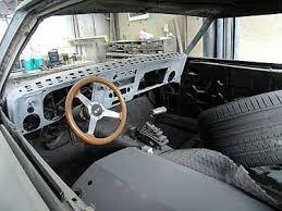 1968 Firebird Interior 1968 Pontiac Firebird Before