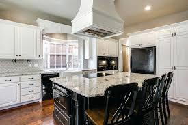 kitchen colors with black appliances kitchen with black appliances cream kitchen cabinets with black