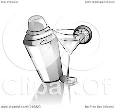 martini clip art drinking clipart martini shaker pencil and in color drinking