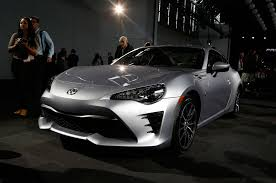 toyota 2017 usa 2017 toyota 86 revealed for new york the scion fr s gets a new
