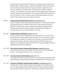 resume without college degree james m resume