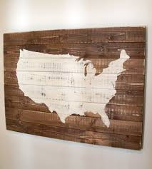 usa map wood large pieces thula scoutmob