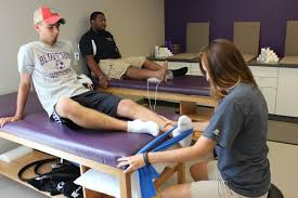 bluffton athletics athletic training