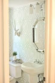 Powder Room Wallpaper by Wall Cool Wall Treatments