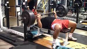 Power Lifting Bench Press Should Quarterbacks Bench Press Official Website Of Joe