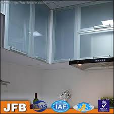 aluminum glass kitchen cabinet doors l09 china aluminum frame glass door for kitchen cabinet