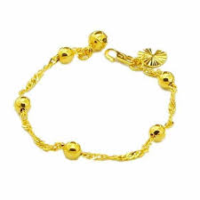 aliexpress buy new arrival fashion 24k gp gold new arrival fashion 24k gp gold color mens jewelry bracelet