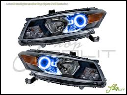 Honda Accord Lights Oracle 08 10 Honda Accord 2dr Ccfl Halo Rings Headlights Bulbs