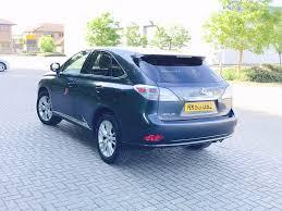 lexus auto trader uk used lexus rx 450h suv 3 5 se i station wagon cvt 5dr in watford