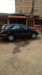 lexus rx300 in nairaland tokunbo lexus rx300 2000 model pimped to 2002 model autos nigeria