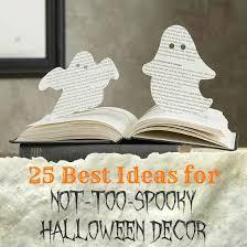remodelaholic 25 best not too spooky halloween decor ideas