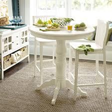 white pub table set white pub table and chairs nashgrad