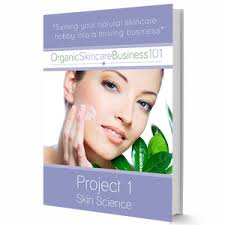 cosmetic science schools start your own skincare business
