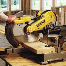 home garden u0026 more dewalt dws709 slide compound miter saw