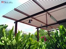 Equinox Louvered Roof Cost by Solara Patio Cover Gallery