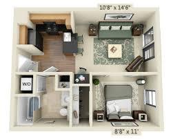 Micro Studio Plan Studio Apartment Floor Plans Home Designs Ideas Online Zhjan Us