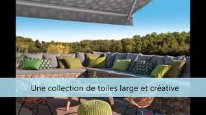 Toiles Pour Stores Bannes Toile Sur Mesure Store Banne Youtube