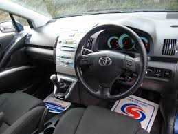 toyota co used toyota corolla verso t3 for sale rac cars