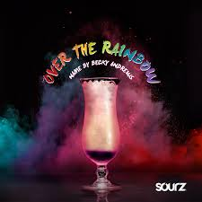 rainbow cocktail drink sourz on twitter