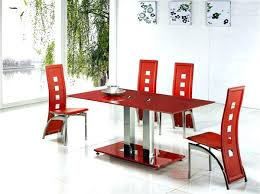 Glass Dining Table For 6 Table With 6 Chairs For Sale Artcercedilla