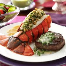 beef tenderloin menu dinner party surf u0026 turf recipe taste of home
