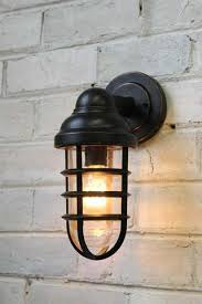 Copper Outdoor Lighting Antique Outside Wall Lights And Copper Outdoor Light Lamp From