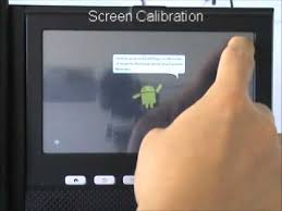 touch screen calibration apk screen calibration