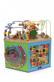 wooden bead toy table motor activity cube activity cube wooden play bead toys bead table