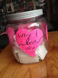Gifts For Your Wife Perfect Gift For Your Girlfriend Boyfriend Fill Up A Jar With