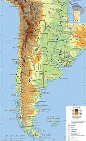 america map mountains mountain system of south america and one of the great