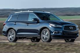 infiniti qx60 trunk space car compare 2018 infiniti qx60 and 2018 buick enclave motor