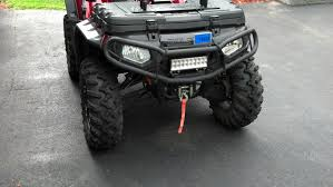 how to build led light bar a review of the best led light bars for your atv gone wheeling