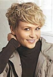 hairstyles for thick grey wavy hair short haircuts for women with thick wavy hair hairs picture