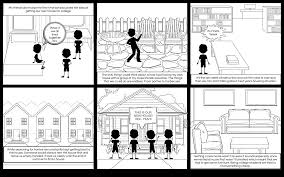 graphic memoir storyboard by robert lopez 372