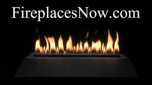 empire loft series remote ready vented vent free burner log free