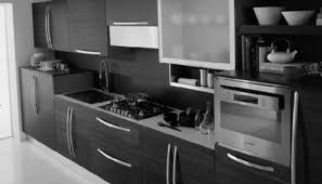 black kitchen cabinets design ideas kitchen with black cabinets beautiful home design ideas exitallergy