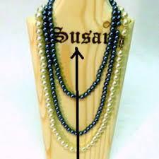 display holder necklace images Shop wood necklace displays on wanelo jpg