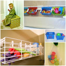 bathroom toy storage ideas ways to store bath toys and magically declutter your bathroom