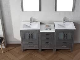double bathroom contemporary modern double sink bathroom vanity
