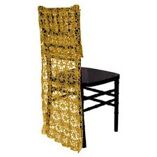 gold chair covers chair covers your event delivered