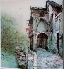 chinese brush watercolor tutorials ink painting chinese painting chinese landscape asian art contemporary art painters contemporary artwork
