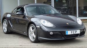 porsche cayman black used porsche cars leeds second hand cars west yorkshire