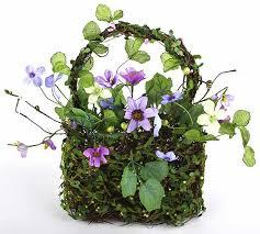 basket arrangements silk flower arrangements sweet silk flower